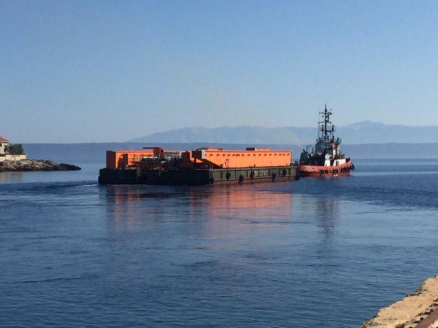 RMG crane for the Port of Koper
