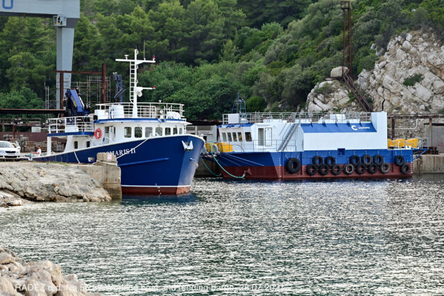 New objects delivered to Cromaris